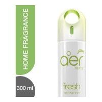 GODREJ AER SPRAY FRESH LUSH GREEN 300.00 ML BOTTLE
