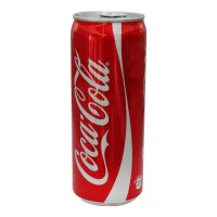 COCA COLA RED CAN 300 ML