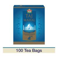 BROOKE BOND TAJ MAHAL TEA 100 BAGS