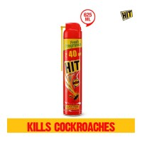 HIT RED FOR COCKROACHES 625.00 ML BOTTLE