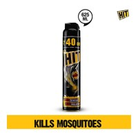 HIT BLACK FOR MOSQUITOES AND FLIES 625.00 ML BOTTLE