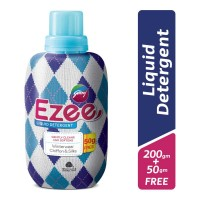 GODREJ EZEE LIQUID DETERGENT 200.00 GM BOTTLE
