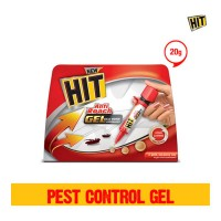 HIT ANTI ROACH GEL FOR COCKROACHES 45 DAYS 1.00 NO TUBE