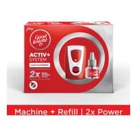 GOOD KNIGHT ACTIV+ MACHINE+CARTRIDGE 45.00 ML BOX