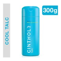 CINTHOL COOL COOLING DEO TALC 300.00 GM BOX