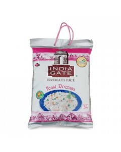 INDIA GATE FEAST ROZZANA RICE 5 KG