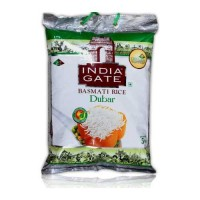 INDIA GATE DUBAR RICE 5.00 KG BAG