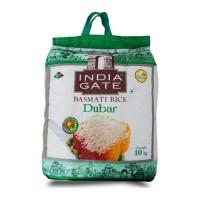 INDIA GATE DUBAR RICE 10.00 KG BAG
