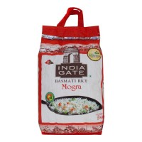 INDIA GATE MOGRA RICE- 5.00 KG BAG