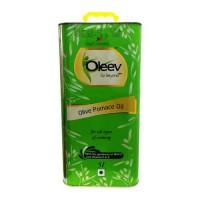 OLEEV OIL OLIVE POMACE OIL 5.00 LTR TIN
