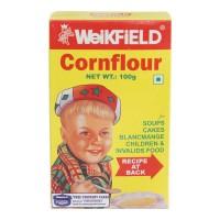 WEIKFIELD CORN FLOUR 100.00 Gm