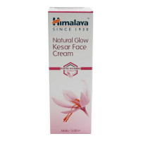 HIMALAYA NATURAL GLOW KESAR FACE CREAM 50.00 GM BOX