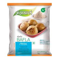 GANGWAL BAFLA & BAATI ATTA 1.00 KG PACKET
