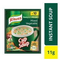 KNORR MIXED VEGETABLE SOUP 11 GM