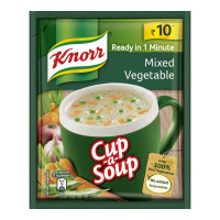 KNORR MIXED VEGETABLE SOUP 10 GM SACHET