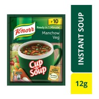 KNORR MANCHOW VEG SOUP PACKET