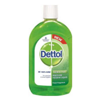 DETTOL ORIGINAL MULTI USE HYGIENE LIQUID GEL 200.00 ML BOTTLE