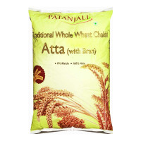 PATANJALI WHOLE WHEAT ATTA 10.00 KG BAG