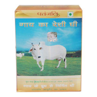 PATANJALI COW GHEE 500.00 ML BOX