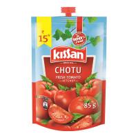 KISSAN CHOTU FRESH TOMATO KETCHUP 85 GM SACHET