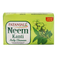 PATANJALI NEEM KANTI BODY CLEANSER 75.00 GM BAR
