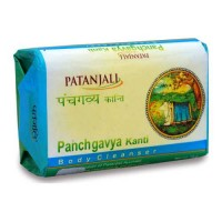 PATANJALI PANCHGAVYA KANTI BODY CLEANSER 75.00 GM BAR