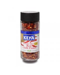 KEYA SPICES WONDER HOT RED CHILLI FLAKES 40.00 Gm