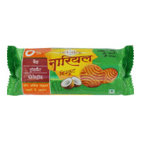 PATANJALI NARIYAL BISCUITS 75.00 GM PACKET