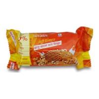 PATANJALI NUTTY DELITE KAJU BADAM BISCUIT 66 Gm Packet