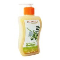 PATANJALI ANTI BACTERIAL HERBAL HAND WASH 250.00 Ml Bottle