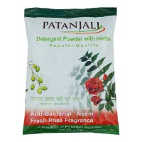 PATANJALI POPULAR DETERGENT POWDER 1.00 KG PACKET