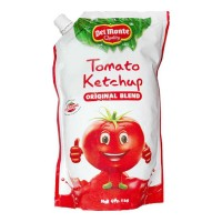 DEL MONTE TOMATO KETCHUP ORIGINAL BLEND 1 KG PACKET