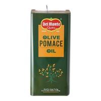 DEL MONTE POMACE OLIVE OIL- 5.00 LTR TIN