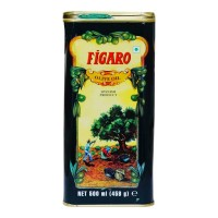 FIGARO OLIVE OIL 500.00 ML TIN
