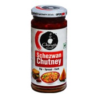 CHINGS SECRET SCHEZWAN CHUTNEY- JAR