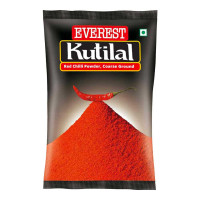 EVEREST KUTILAL RED CHILLI POWDER 100.00 GM PACKET