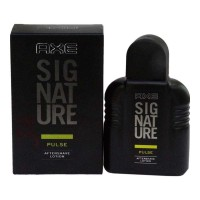 AXE SIGNATURE PULSE AFTER SHAVING LOTION 50.00 Ml Bottle