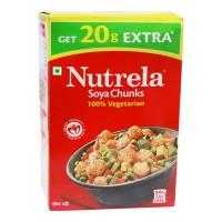 NUTRELA SOYA CHUNKS 200.00 GM BOX