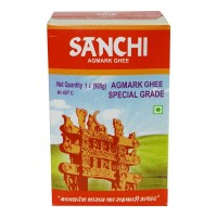 SANCHI PURE GHEE 1.00 LTR BOX