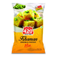 AGRAWAL 420 INSTANT KHAMAN MIX 500.00 GM PACKET