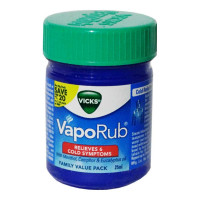 VICKS VAPORUB 25.00 ML BOX