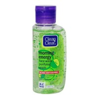 CLEAN & CLEAR MORNING ENERGY APPLE FACE WASH 50 ML