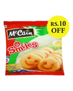 MCCAIN SMILES 175 GM