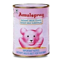 AMULSPRAY INFANT MILK FOOD SUBSITUTE 500 GM TIN