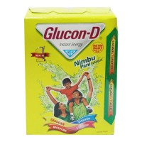 GLUCON D NIMBU PANI 250 GM
