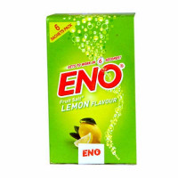 ENO FRUIT SALT LEMON FLAVOUR 30.00 Gm Box