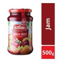 KISSAN MIXED FRUIT  JAM 500.00 GM BOX