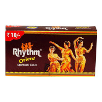 CYCLE RHYTHM ORIENT AGARBATTI CONES 10 Pcs Box