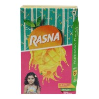 RASNA ALPHONSO MANGO FLAVOUR MAKES 32 GLASSES