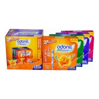 ODONIL NATURE AIR FRESHENER BLOCK PACK 3X 75.00 GM BOX